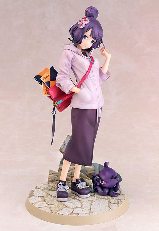 Fate/Grand Order『フォーリナー/葛飾北斎 英霊旅装Ver.』1/7 完成品フィギュア-001