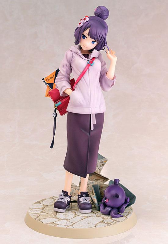 Fate/Grand Order『フォーリナー/葛飾北斎 英霊旅装Ver.』1/7 完成品フィギュア-002