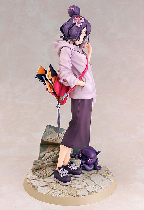 Fate/Grand Order『フォーリナー/葛飾北斎 英霊旅装Ver.』1/7 完成品フィギュア-003
