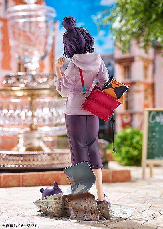 Fate/Grand Order『フォーリナー/葛飾北斎 英霊旅装Ver.』1/7 完成品フィギュア-009