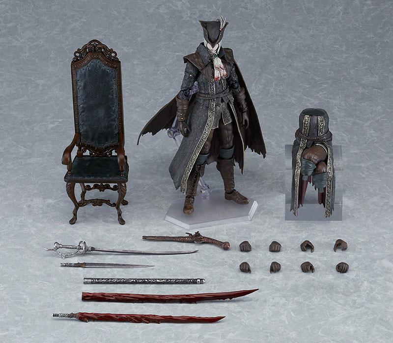 figma『時計塔のマリア DXエディション』Bloodborne The Old Hunters Edition 可動フィギュア-001