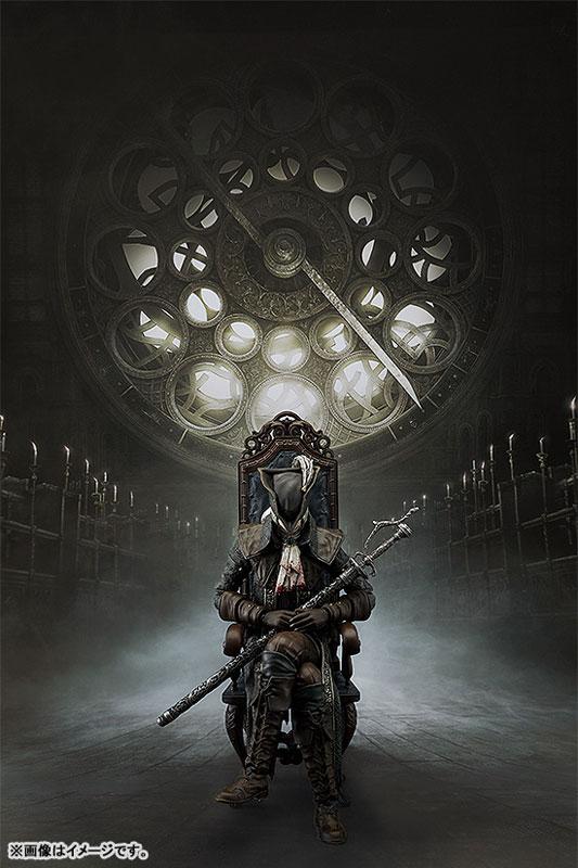 figma『時計塔のマリア DXエディション』Bloodborne The Old Hunters Edition 可動フィギュア-002