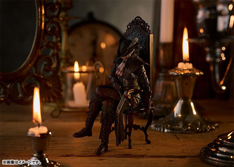 figma『時計塔のマリア DXエディション』Bloodborne The Old Hunters Edition 可動フィギュア-003