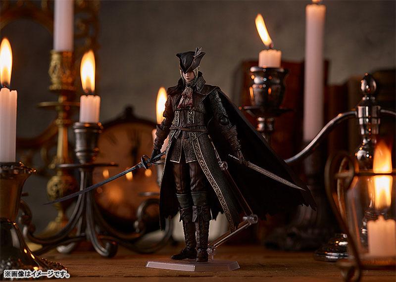 figma『時計塔のマリア DXエディション』Bloodborne The Old Hunters Edition 可動フィギュア-009