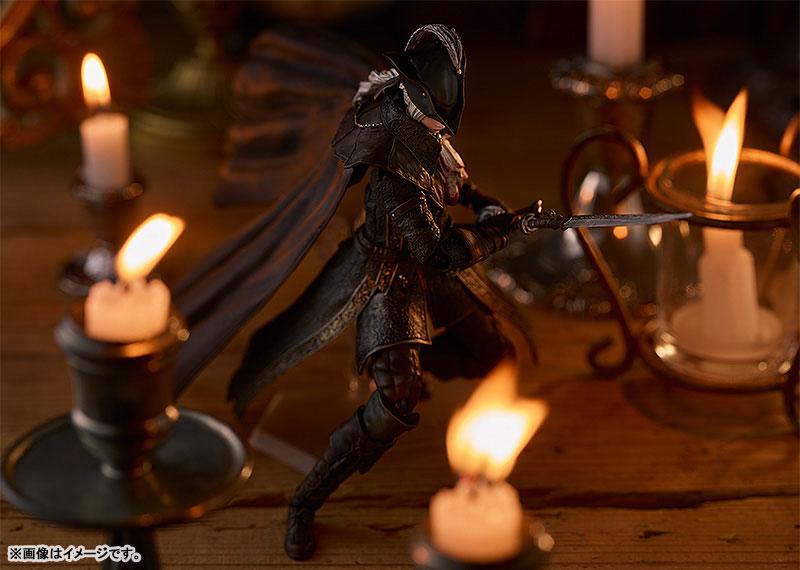 figma『時計塔のマリア DXエディション』Bloodborne The Old Hunters Edition 可動フィギュア-010