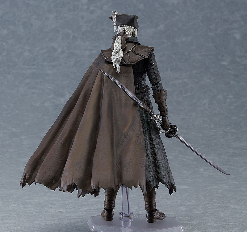 figma『時計塔のマリア DXエディション』Bloodborne The Old Hunters Edition 可動フィギュア-015