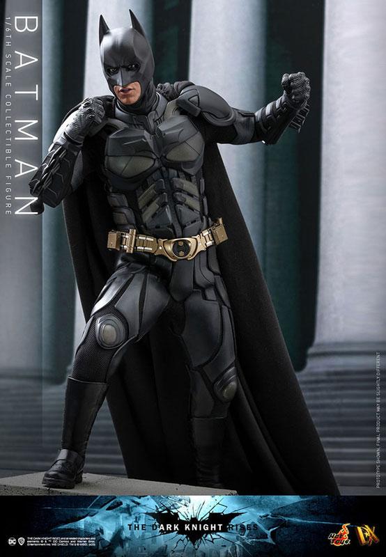 ムービー・マスターピース DX『バットマン(2.0版)』ダークナイト ライジング 1/6 可動フィギュア-002