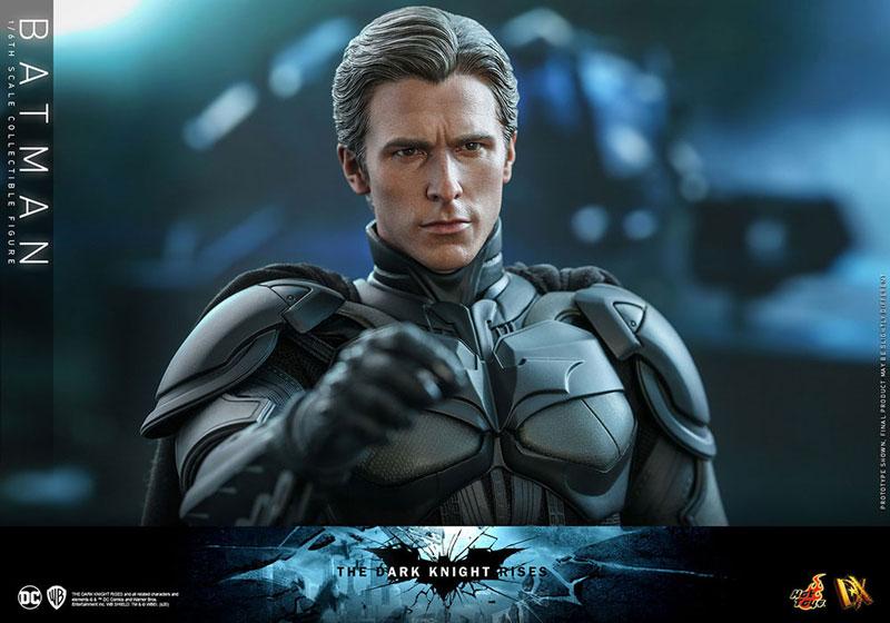 ムービー・マスターピース DX『バットマン(2.0版)』ダークナイト ライジング 1/6 可動フィギュア-018