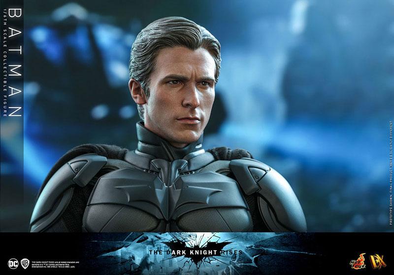 ムービー・マスターピース DX『バットマン(2.0版)』ダークナイト ライジング 1/6 可動フィギュア-020