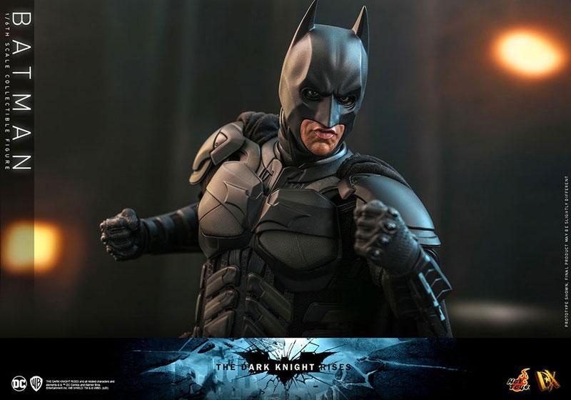 ムービー・マスターピース DX『バットマン(2.0版)』ダークナイト ライジング 1/6 可動フィギュア-023