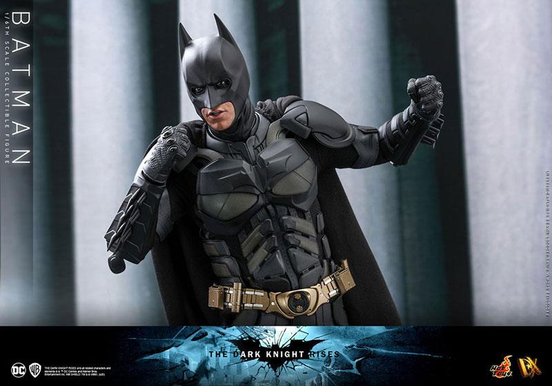 ムービー・マスターピース DX『バットマン(2.0版)』ダークナイト ライジング 1/6 可動フィギュア-024