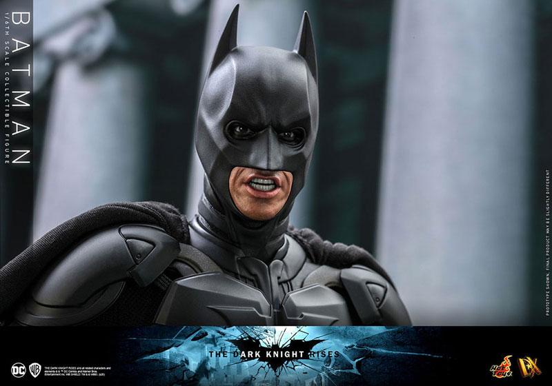 ムービー・マスターピース DX『バットマン(2.0版)』ダークナイト ライジング 1/6 可動フィギュア-025