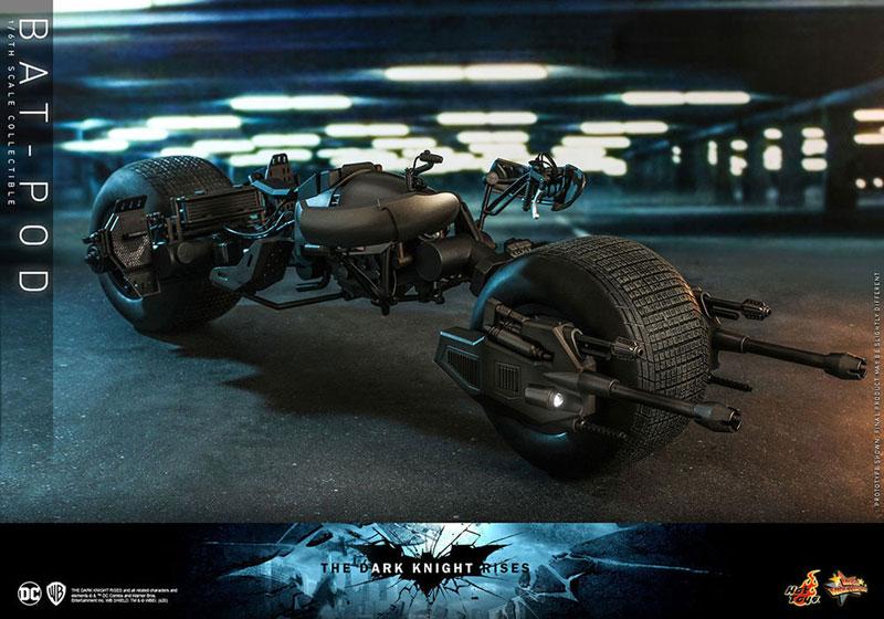 ムービー・マスターピース DX『バットマン(2.0版)』ダークナイト ライジング 1/6 可動フィギュア-027