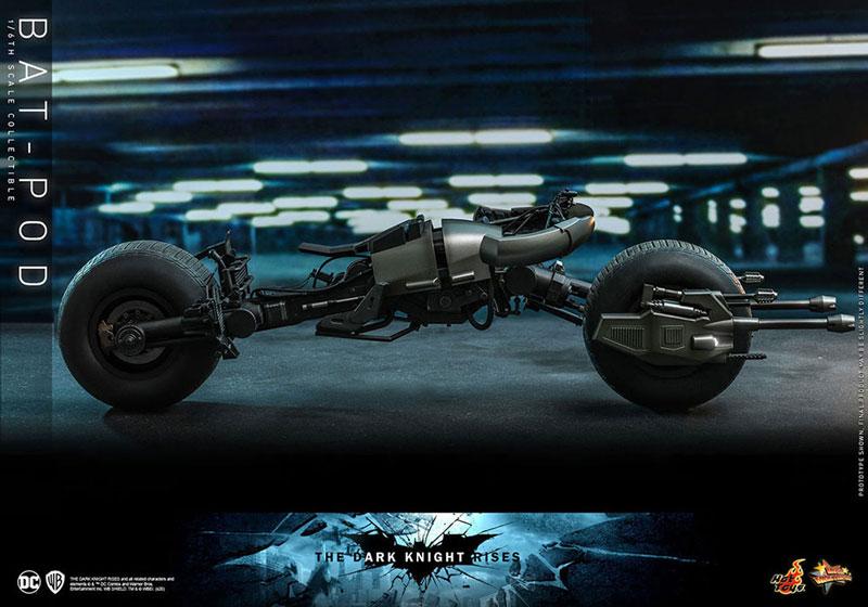 ムービー・マスターピース DX『バットマン(2.0版)』ダークナイト ライジング 1/6 可動フィギュア-029