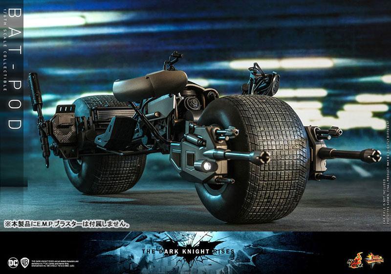 ムービー・マスターピース DX『バットマン(2.0版)』ダークナイト ライジング 1/6 可動フィギュア-030