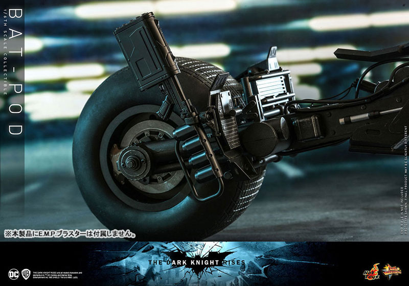 ムービー・マスターピース DX『バットマン(2.0版)』ダークナイト ライジング 1/6 可動フィギュア-034