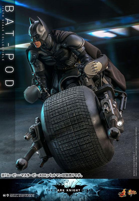 ムービー・マスターピース DX『バットマン(2.0版)』ダークナイト ライジング 1/6 可動フィギュア-037