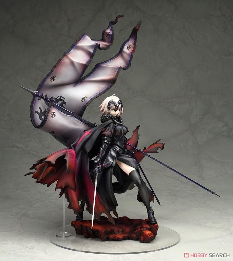 【再販】Fate/Grand Order『アヴェンジャー/ジャンヌ・ダルク[オルタ]』1/7 完成品フィギュア-002