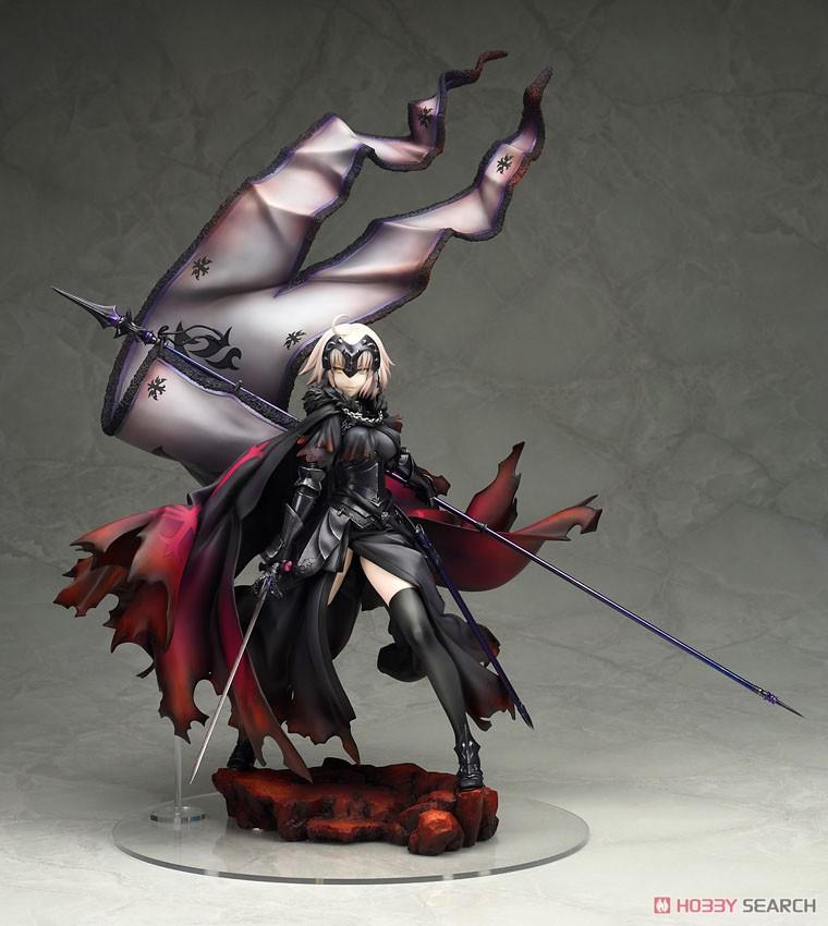 【再販】Fate/Grand Order『アヴェンジャー/ジャンヌ・ダルク[オルタ]』1/7 完成品フィギュア-003