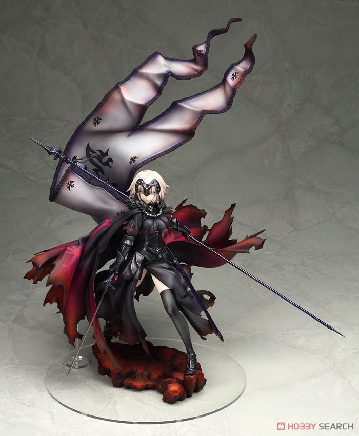 【再販】Fate/Grand Order『アヴェンジャー/ジャンヌ・ダルク[オルタ]』1/7 完成品フィギュア-004