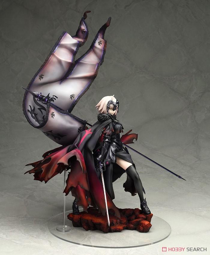 【再販】Fate/Grand Order『アヴェンジャー/ジャンヌ・ダルク[オルタ]』1/7 完成品フィギュア-005