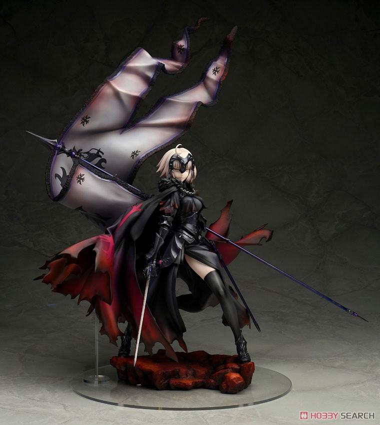 【再販】Fate/Grand Order『アヴェンジャー/ジャンヌ・ダルク[オルタ]』1/7 完成品フィギュア-006