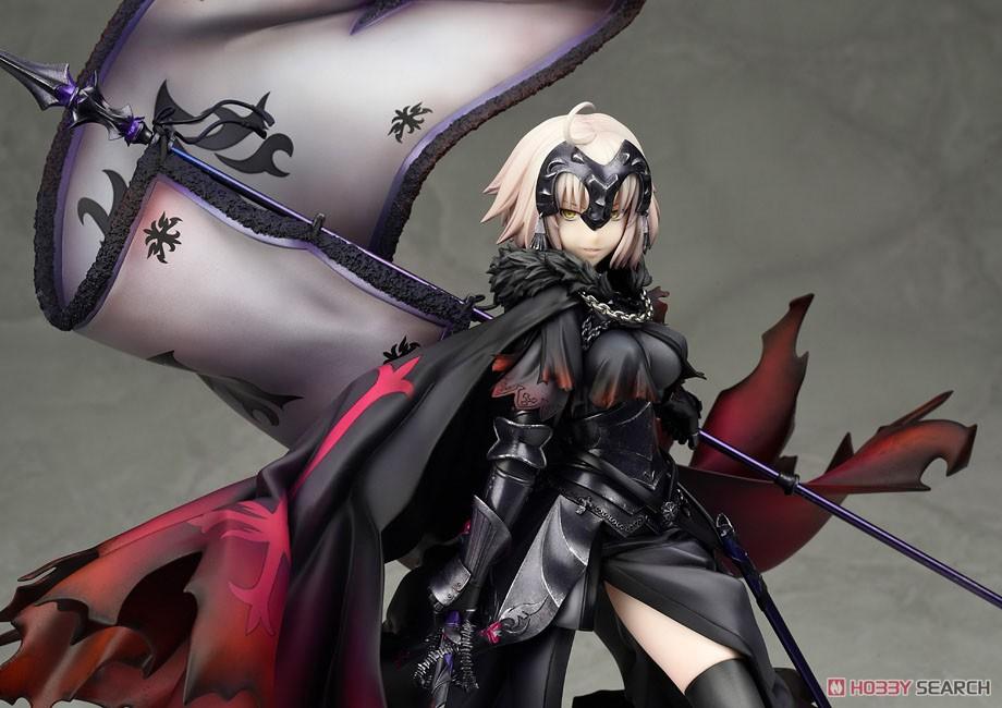 【再販】Fate/Grand Order『アヴェンジャー/ジャンヌ・ダルク[オルタ]』1/7 完成品フィギュア-008