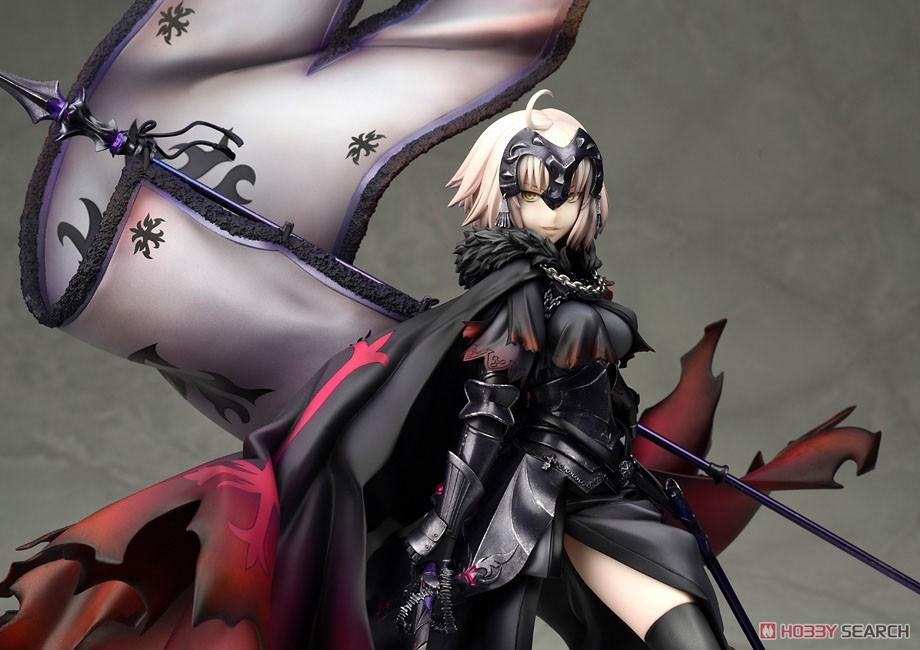 【再販】Fate/Grand Order『アヴェンジャー/ジャンヌ・ダルク[オルタ]』1/7 完成品フィギュア-009