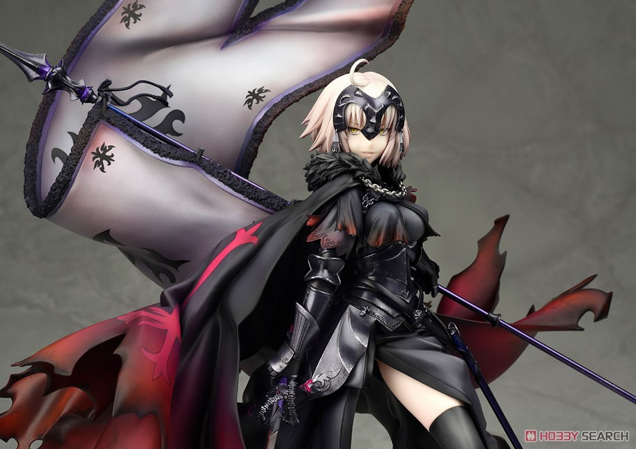 【再販】Fate/Grand Order『アヴェンジャー/ジャンヌ・ダルク[オルタ]』1/7 完成品フィギュア-010