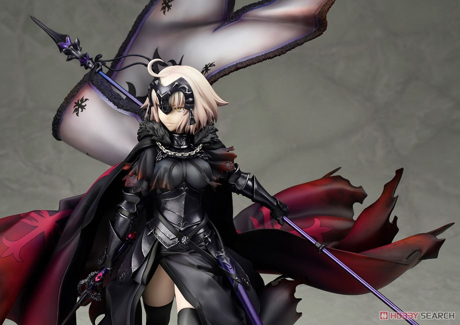 【再販】Fate/Grand Order『アヴェンジャー/ジャンヌ・ダルク[オルタ]』1/7 完成品フィギュア-013