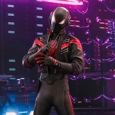 ビデオゲーム・マスターピース『マイルス・モラレス/スパイダーマン(マイルス・モラレス2020スーツ版)』Marvel's Spider-Man: Miles Morales 1/6 可動フィギュア