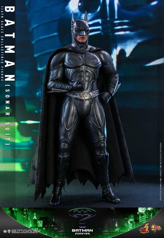 ムービー・マスターピース『バットマン(ソナー・スーツ版)』バットマン フォーエヴァー 1/6 可動フィギュア-001