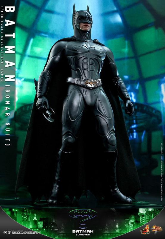 ムービー・マスターピース『バットマン(ソナー・スーツ版)』バットマン フォーエヴァー 1/6 可動フィギュア-002