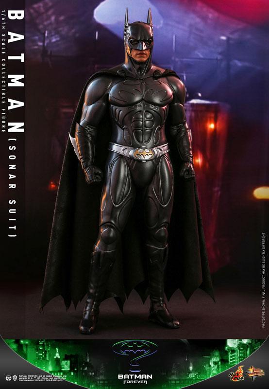ムービー・マスターピース『バットマン(ソナー・スーツ版)』バットマン フォーエヴァー 1/6 可動フィギュア-005