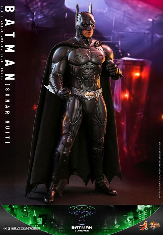 ムービー・マスターピース『バットマン(ソナー・スーツ版)』バットマン フォーエヴァー 1/6 可動フィギュア-006
