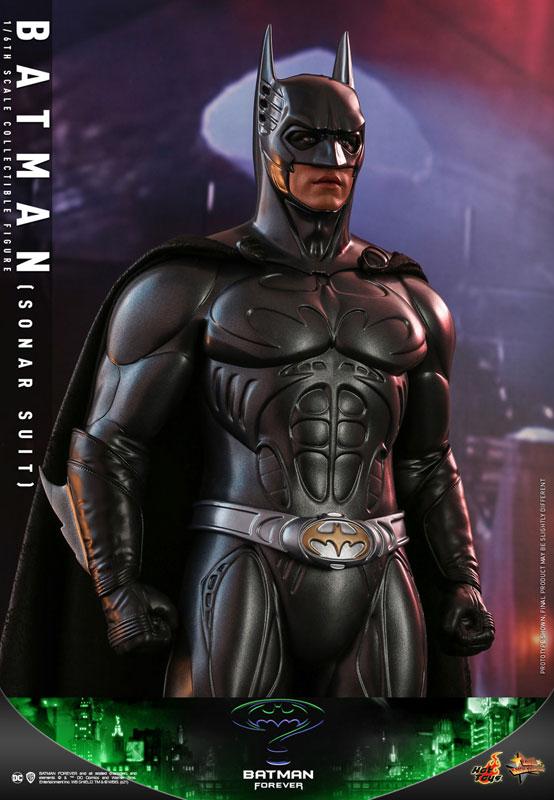 ムービー・マスターピース『バットマン(ソナー・スーツ版)』バットマン フォーエヴァー 1/6 可動フィギュア-007