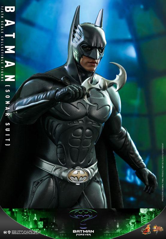 ムービー・マスターピース『バットマン(ソナー・スーツ版)』バットマン フォーエヴァー 1/6 可動フィギュア-010