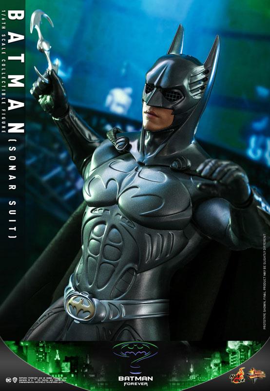 ムービー・マスターピース『バットマン(ソナー・スーツ版)』バットマン フォーエヴァー 1/6 可動フィギュア-011