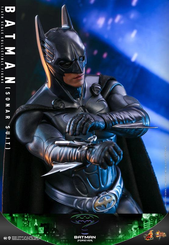 ムービー・マスターピース『バットマン(ソナー・スーツ版)』バットマン フォーエヴァー 1/6 可動フィギュア-012