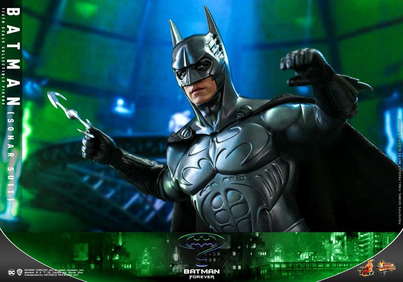 ムービー・マスターピース『バットマン(ソナー・スーツ版)』バットマン フォーエヴァー 1/6 可動フィギュア-015