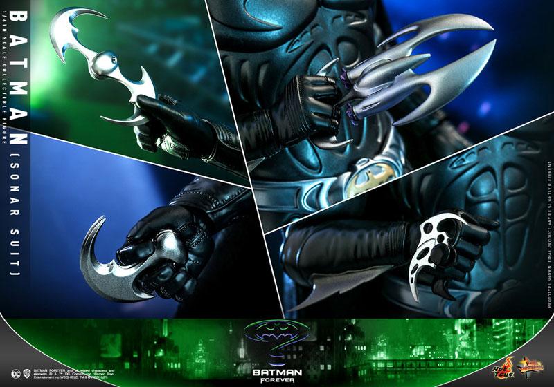 ムービー・マスターピース『バットマン(ソナー・スーツ版)』バットマン フォーエヴァー 1/6 可動フィギュア-018