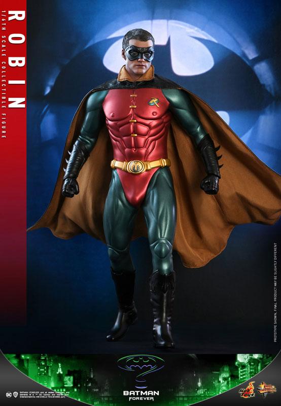 ムービー・マスターピース『ロビン』バットマン フォーエヴァー 1/6 可動フィギュア-001