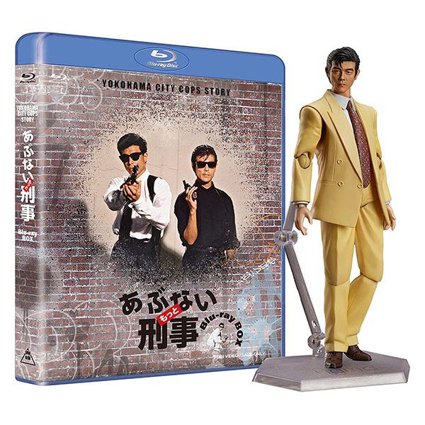 【DB】もっとあぶない刑事 Blu-ray BOX『ユージフィギュア付き』 完全予約限定生産
