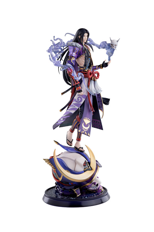 【限定販売】陰陽師本格幻想RPG『荒 驍勇無双』1/8 完成品フィギュア-005