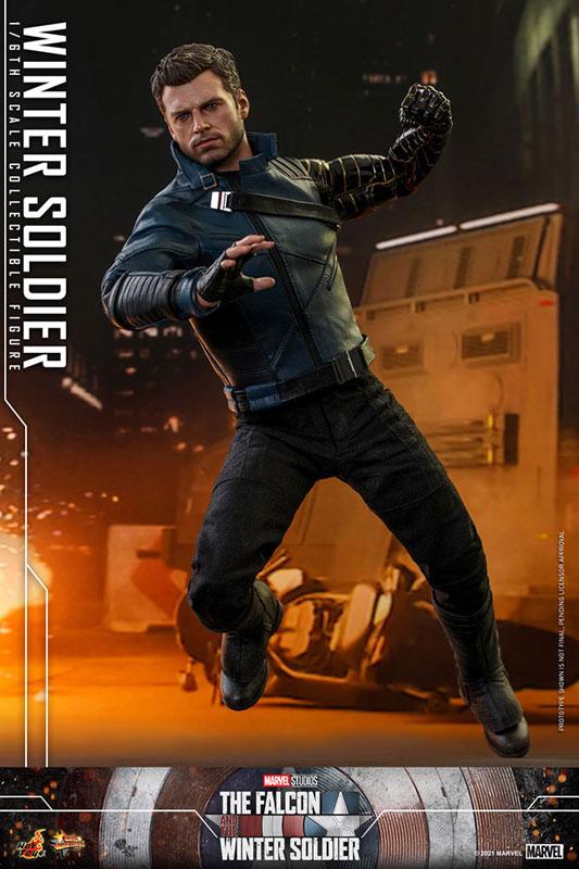 テレビ・マスターピース『ウィンター ソルジャー』The Falcon and Winter Soldier 1/6 可動フィギュア-008
