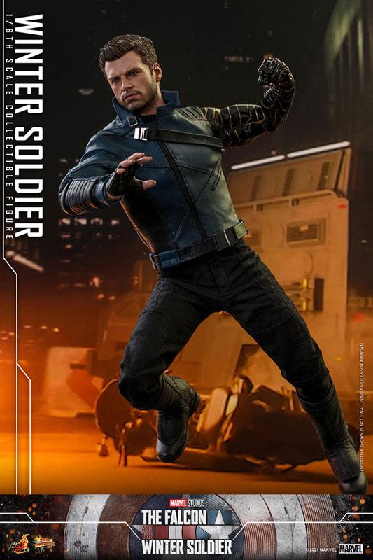 テレビ・マスターピース『ウィンター ソルジャー』The Falcon and Winter Soldier 1/6 可動フィギュア-009