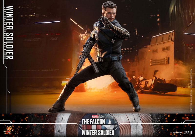 テレビ・マスターピース『ウィンター ソルジャー』The Falcon and Winter Soldier 1/6 可動フィギュア-011