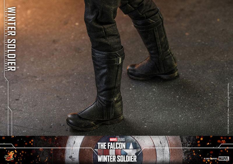 テレビ・マスターピース『ウィンター ソルジャー』The Falcon and Winter Soldier 1/6 可動フィギュア-019