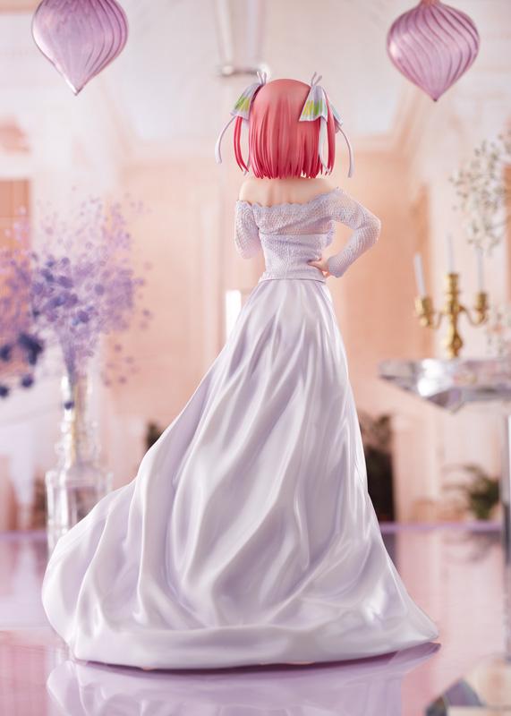 【限定販売】五等分の花嫁∬『中野二乃 ウェディングVer.』1/7 完成品フィギュア-016