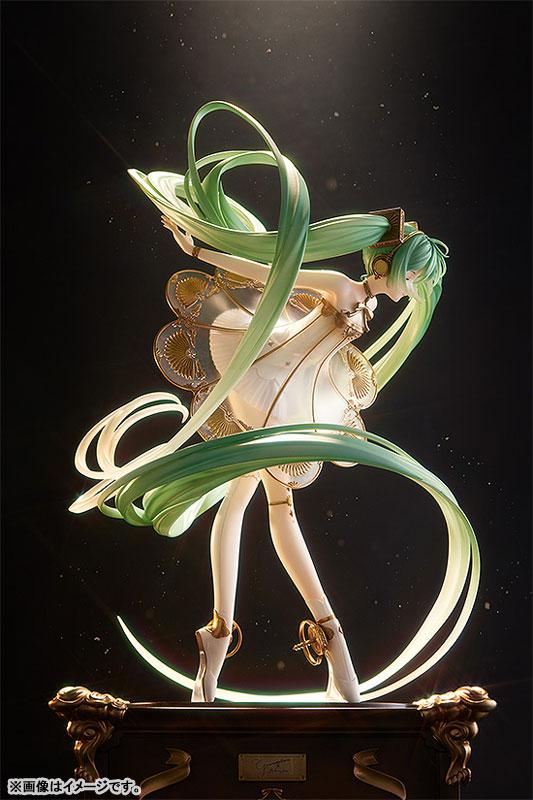 キャラクター・ボーカル・シリーズ01『初音ミクシンフォニー 5th Anniversary Ver.』1/1 完成品フィギュア-001